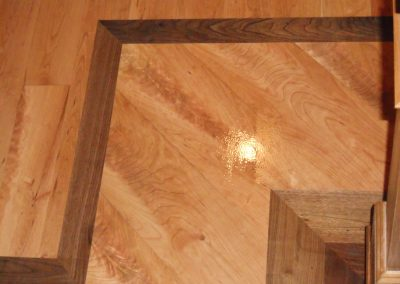 "5"" Select Cherry, Walnut Border"