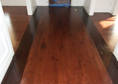 Oak Stained