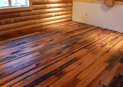 Reclaimed Oak Siding