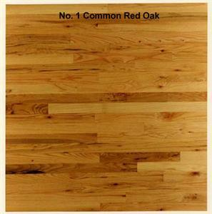 NOFMA #1 Common Red Oak