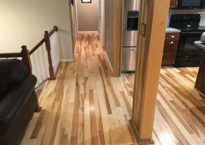 Prefinished Select Natural Hickory 2