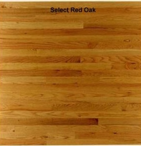 NOFMA Select Red Oak